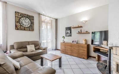 Appartamento in Villa CADORAGO